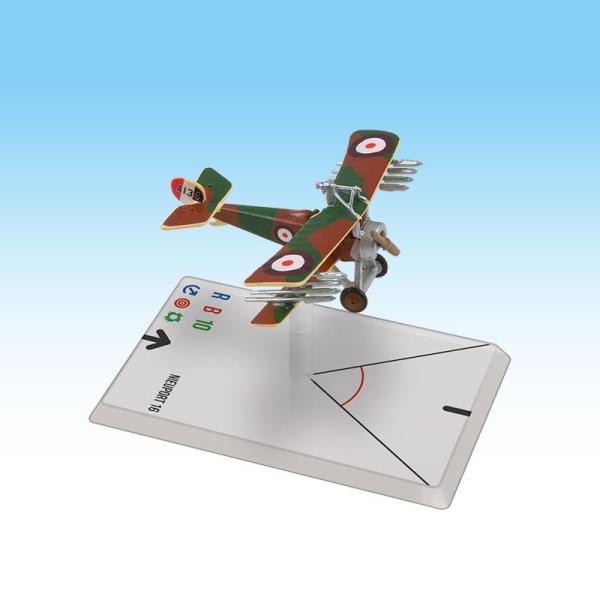 Wings of Glory WW1 - Nieuport 16 (Ball)
