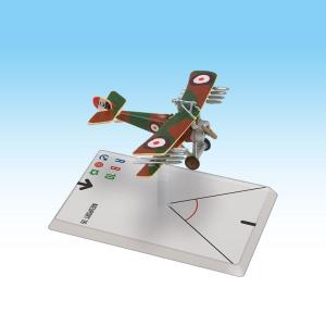 Wings of Glory WW1 - Nieuport 16 (Ball)