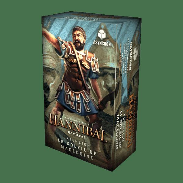 Hannibal & Hamilcar - Extension Le Soleil de Macédoine