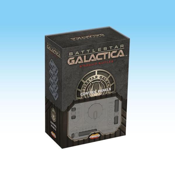 Battlestar Galactica Starship Battles - Tableau de bord