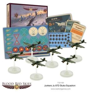 Blood Red Skies - Ju 87D Stuka squadron