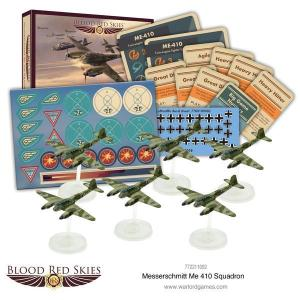 Blood Red Skies - Me 410 squadron