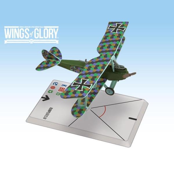 Wings of Glory WW1 - Rumpler C.IV (Luftstreitkräfte 8231)