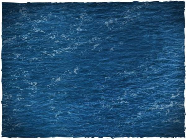 Game mat - Waterworld - Mousepad 120x180