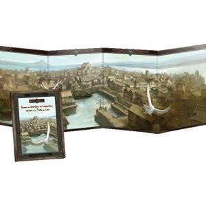 L'Anneau Unique - Écran du Gardien des Légendes et Guide de la Ville du lac