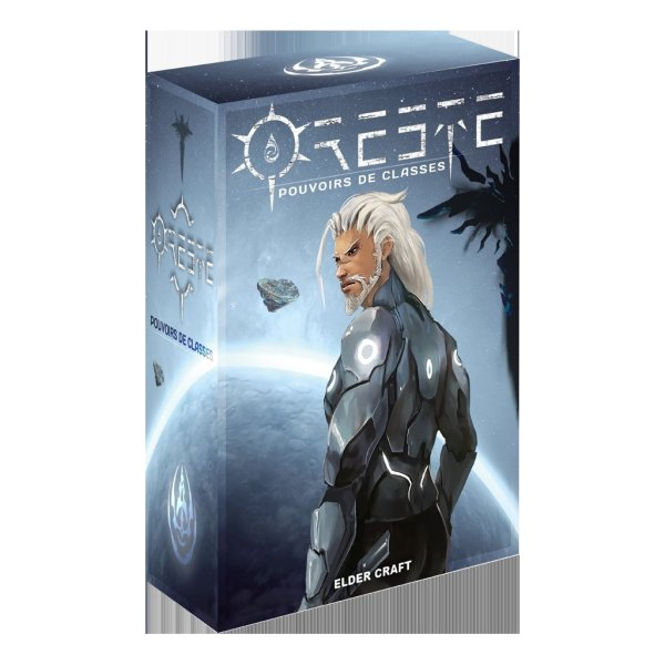 Oreste : Deck Pouvoirs de Classes