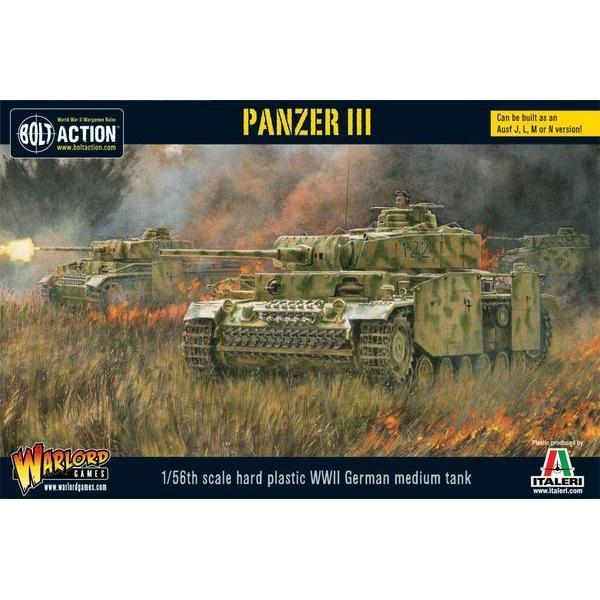 Bolt Action - Panzer III
