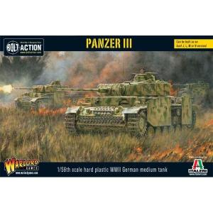 Bolt Action - Panzer III