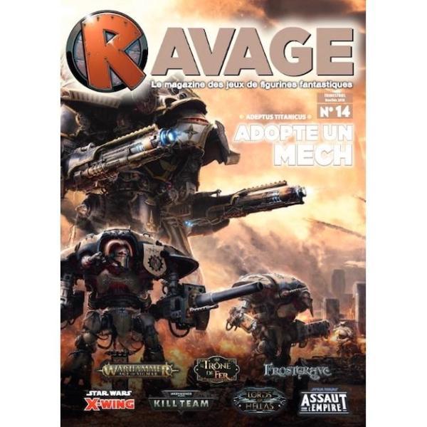 Ravage n° 14