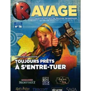 Ravage n° 16