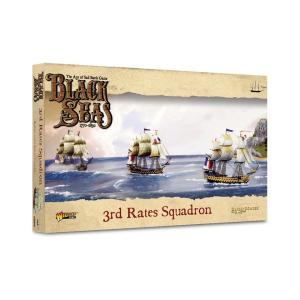 Black Seas - 3rd Rates Squadron (1770 - 1830)
