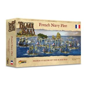 Black Seas - French Navy Fleet (1770 - 1830)