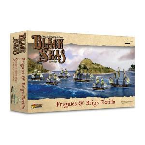 Black Seas - Frigates & Brigs Flotilla (1770 - 1830)
