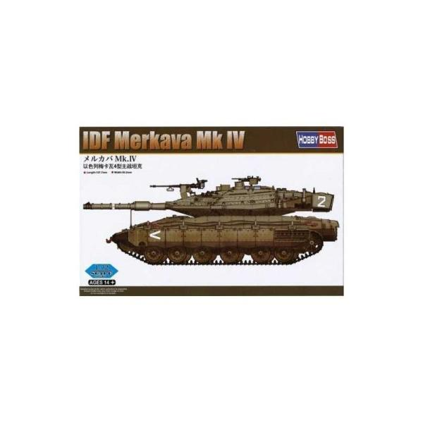 IDF MERKAVA Mk. IV - 1/72