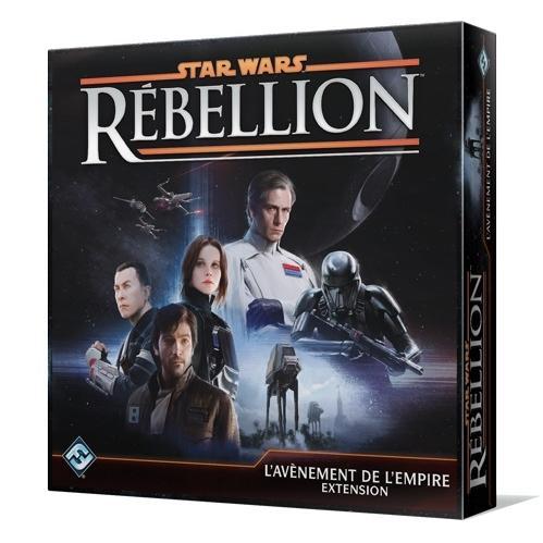 Star Wars Rébellion -  l'Avènement de l'Empire