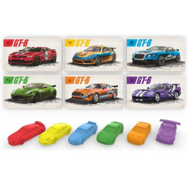 Rallyman GT - Ext. Challenge Equipe
