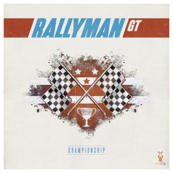 Rallyman GT - Ext. Championnat