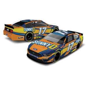 NASCAR 2020 - CHRIS BUESCHER 2020 SUNNYD 1:64 ARC DIECAST