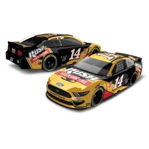 CLINT BOWYER 2020 RUSH TRUCK CENTERS 1:64 ARC DIECAST