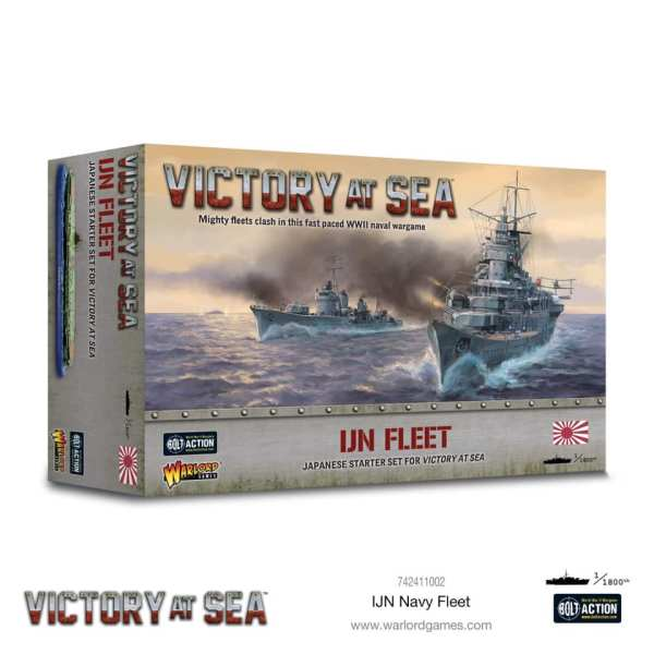 Victory at Sea - IJN fleet