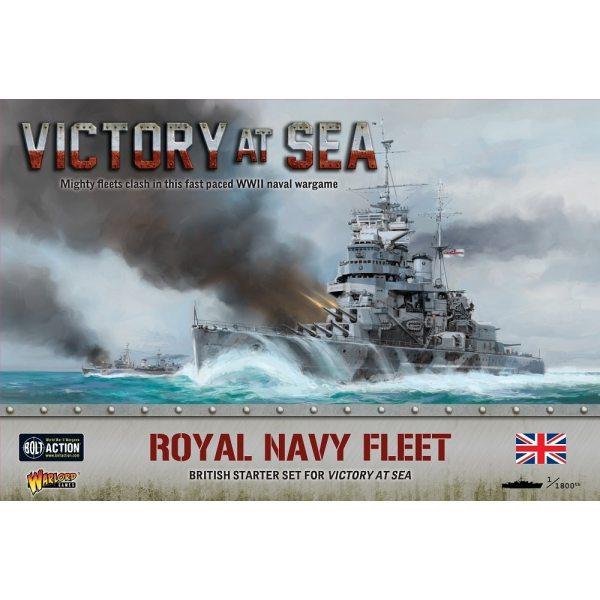 Victory at Sea - Royal Navy fleet