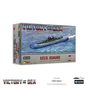 Victory at Sea - USS Idaho