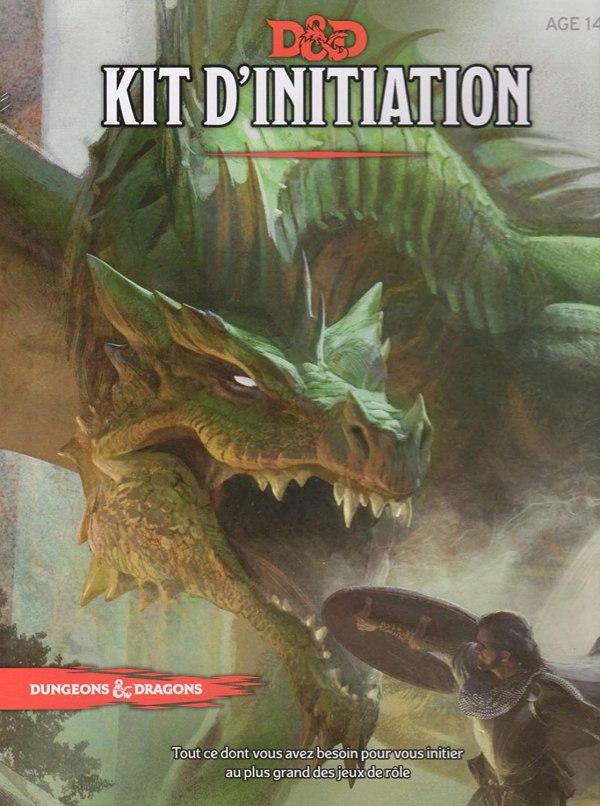 D&D 5 : Kit d'initiation