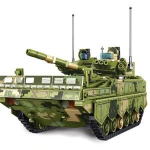 ZBD-04 - 910 pièces