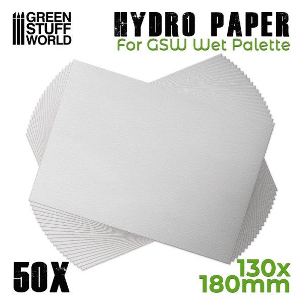 Hydropapier x50
