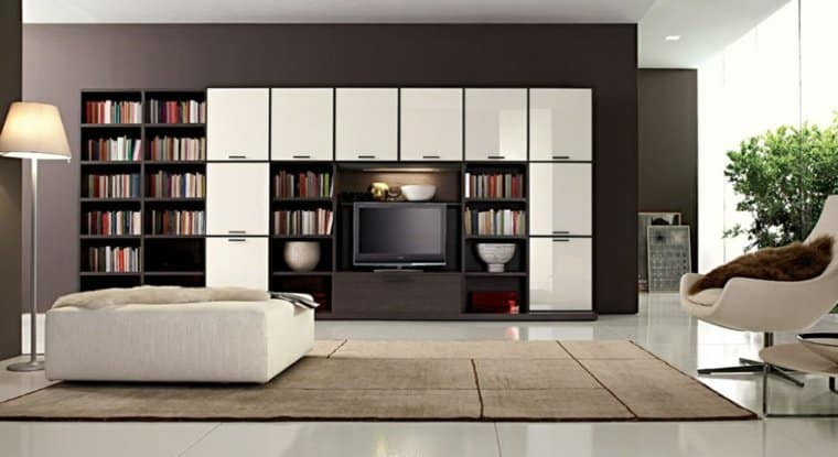 couleur des murs avec ses meubles