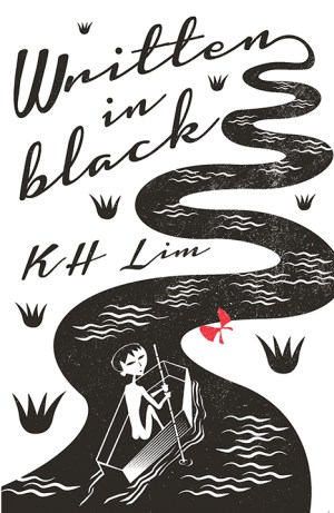 Written in Black by KH Lim