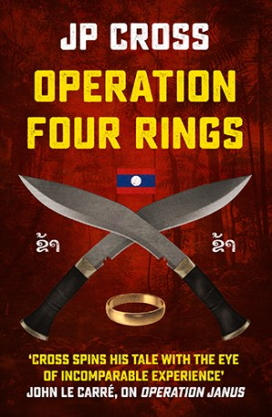 Operation Four Rings by JP Cross