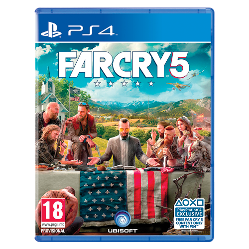 Buy Far Cry 5 At Monster Shop Free 48 Hour Delivery