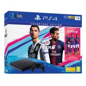 Sony PlayStation 4 1TB FIFA 19 Champions Edition Bundle