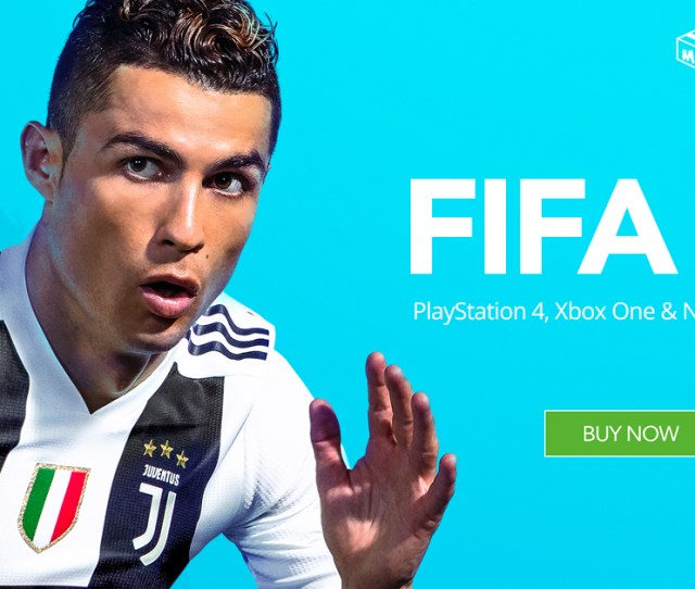 Buy Fifa  At Monster Shop On Playstation  Xbox One And Nintendo Switch