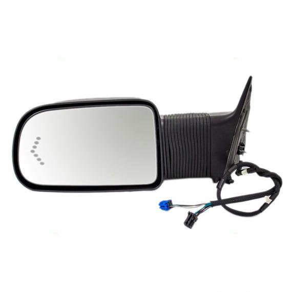 Chevy Info 2500 2004 Mirrors Order Tow