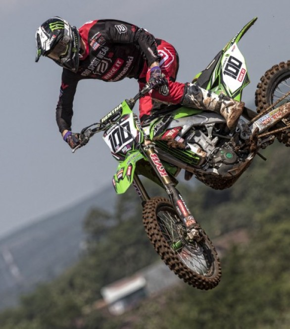 Tommy Searle at the 2018 Grand Prix of Asia