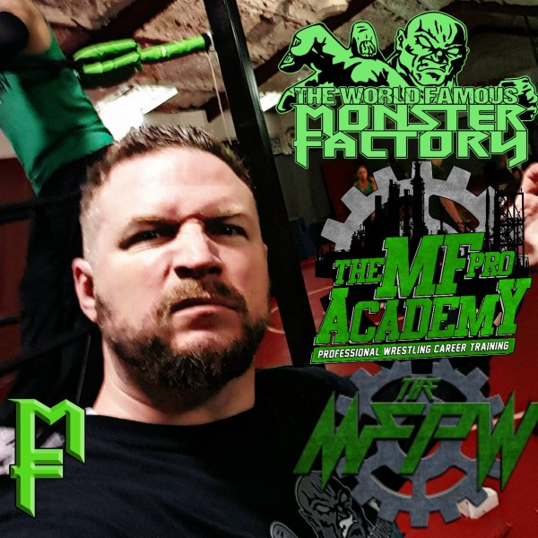 Danny Cage is the owner & Head Coach at The World Famous Monster Factory! Also recent guest of The Steve Austin show as they talked all thinks training and Monster Factory!