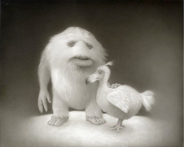 Yeti and Dodo