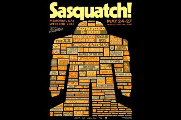 Sasquatch-Music-Festival-Lineup