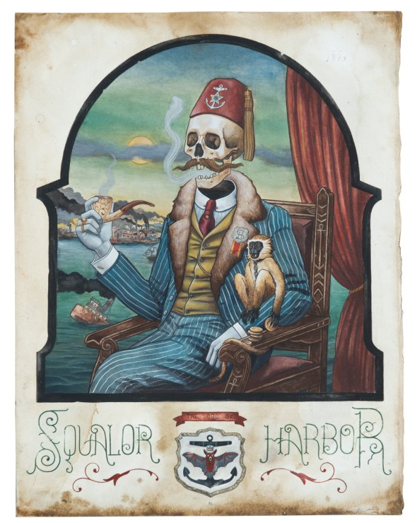 Nobbs-Lord of Squalor Harbor