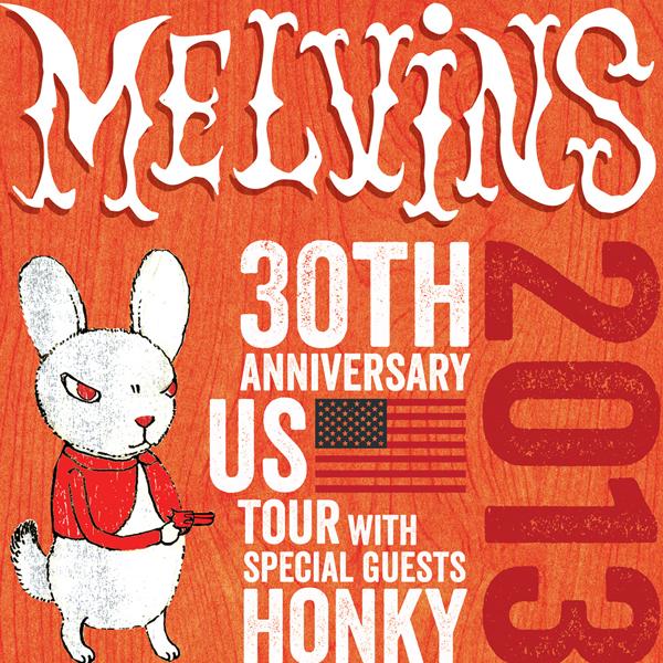melvins 30th