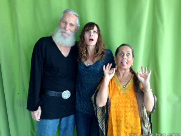 [L to R]: Electricity Aquarian, Jodi Wille, and Isis