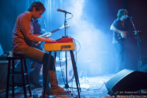 Will Canzoneri (Darker My Love, Cass McCombs) playing with Morby