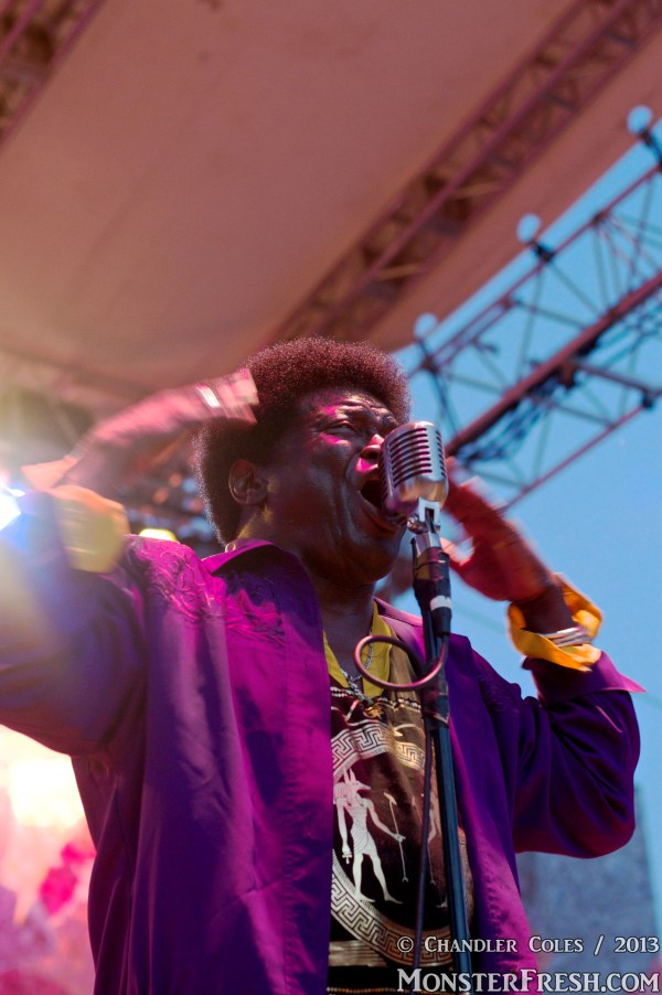 charles bradley head touch