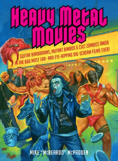 heavy metal movies cover