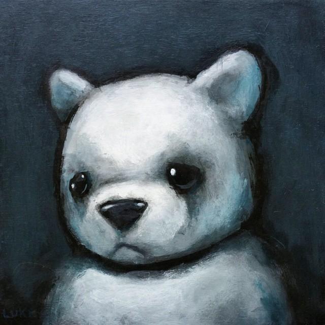 "Luke Chueh ""Blue"""