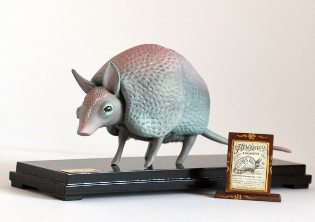 Mab Graves 'Curative Properties (The Magical Armadillo)'