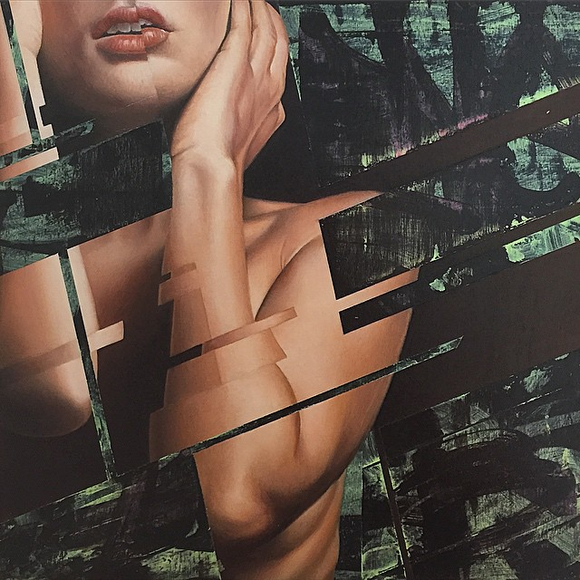 "James Bullough ""The Hiding"""