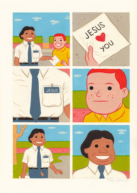 Joan_Cornellà_Jesus_Loves_You